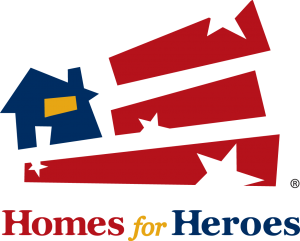 Homes for Heroes of Team Clancy Real Estate program