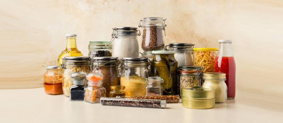 How to Organize Your Pantry (and Keep Clutter Away, for Good)